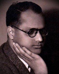ن م راشد ۔ ایامِ جوانی کی ایک تصویر